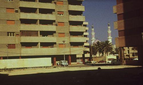 Zdjęcie LIBIA / trypolitania / Trypolis / różowy meczet