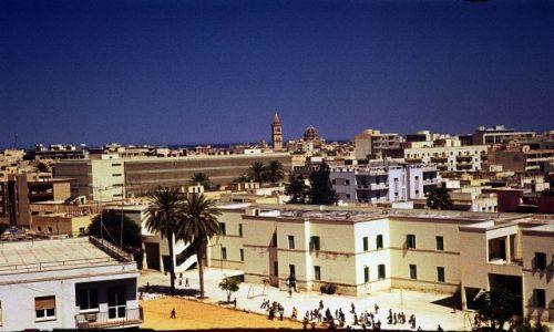 Zdjęcie LIBIA / trypolitania / Trypolis / Trypolis z góry