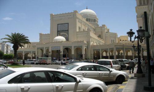 Zdjęcie LIBIA / Tripolis / Tripolis / Meczet