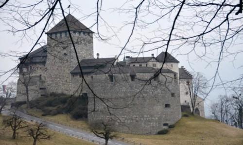 Zdjęcie LIECHTENSTEIN / Oberland / Vaduz / Zamek Vaduz