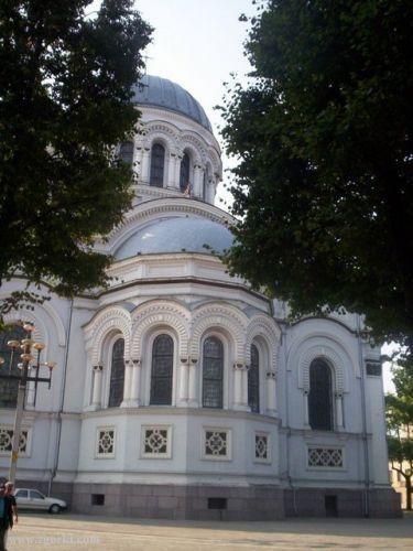 Zdjęcia: Kowno, Litwa, LITWA