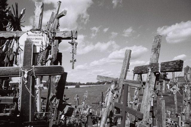 Zdjęcia: smutne, Litwa, LITWA