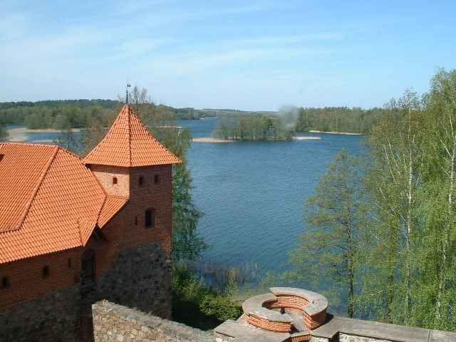 Zdj�cia: Troki, Litwa, LITWA