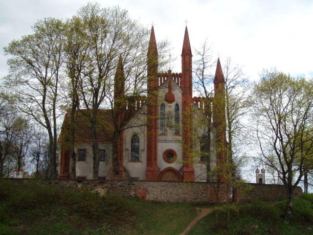 Zdjęcia: Stare Troki, Wileńszczyzna, Stare Troki, LITWA