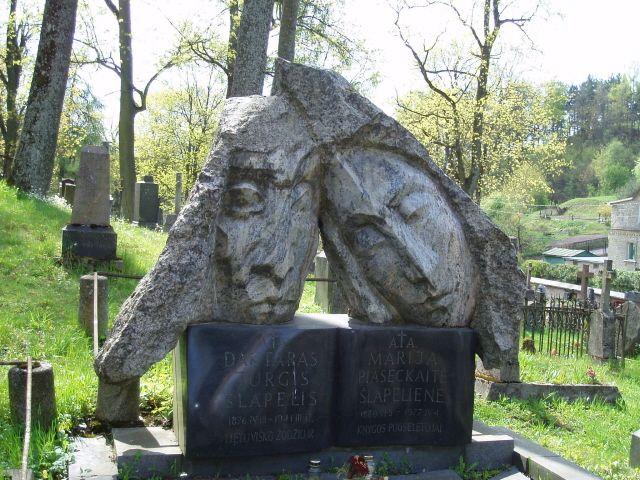 Zdjęcia: Wilno, Wileńszczyzna, Cmentarz na Rossie, LITWA