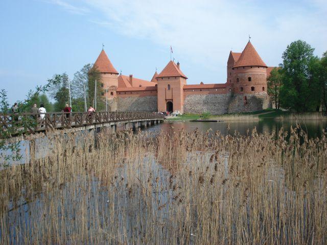 Zdjęcia: TROKI, litwa, LITWA