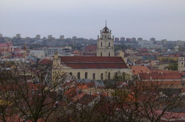 Zdjęcia: Wilno, Panorama , LITWA