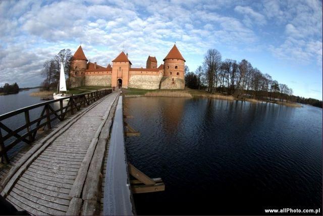 Zdj�cia: Trakai, Trakai, Lithuania, LITWA