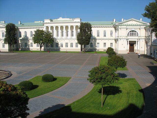 Zdjęcia: Wilno, U Prezydenta, LITWA
