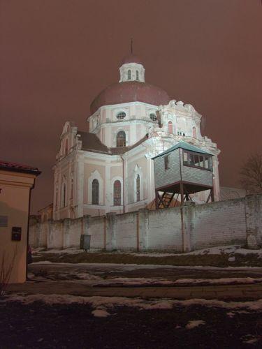 Zdjęcia: Klasztor Zgromadzenia Sióstr Jezusa Miłośiernego, Wilno, Kajdany, LITWA