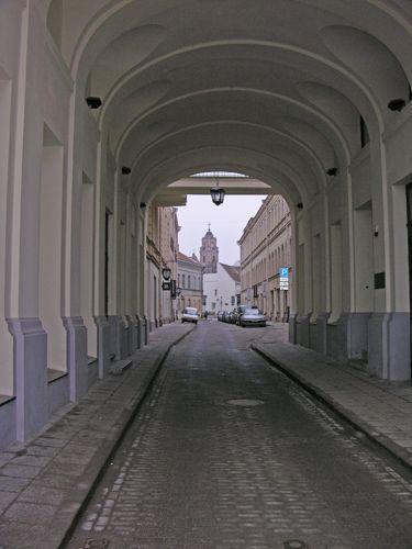 Zdjęcia: Wilno, Ulica, LITWA