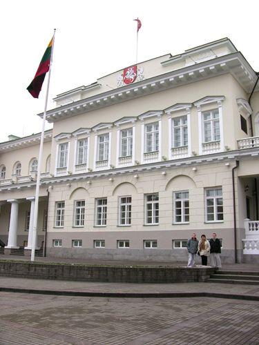 Zdjęcia: Wilno, Parlament, LITWA