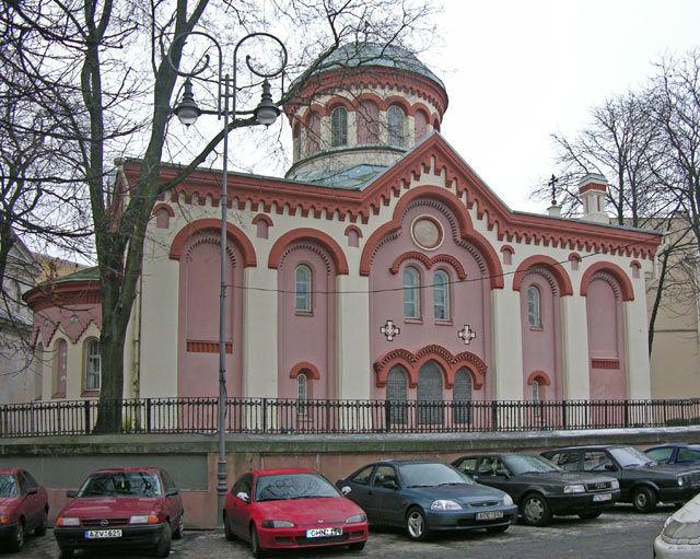 Zdjęcia: Wilno, Kościół, LITWA