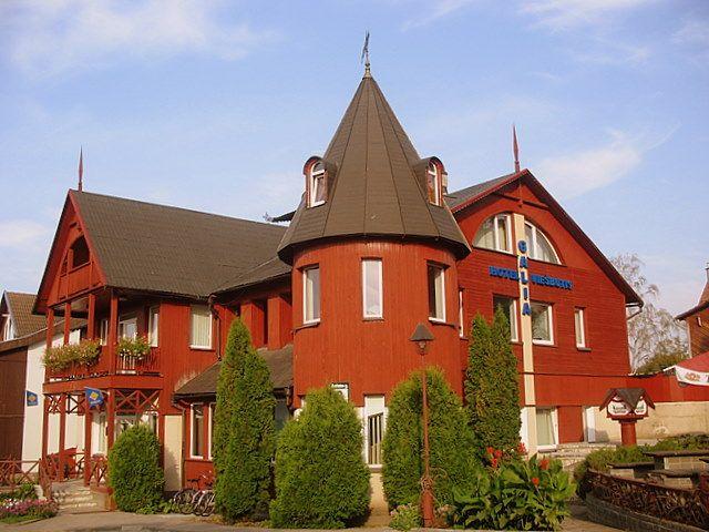 Zdjęcia: Druskienniki, Hotel- pałacyk, LITWA
