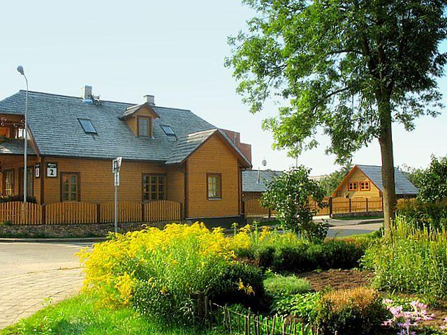 Zdjęcia: Druskienniki, W miasteczku, LITWA