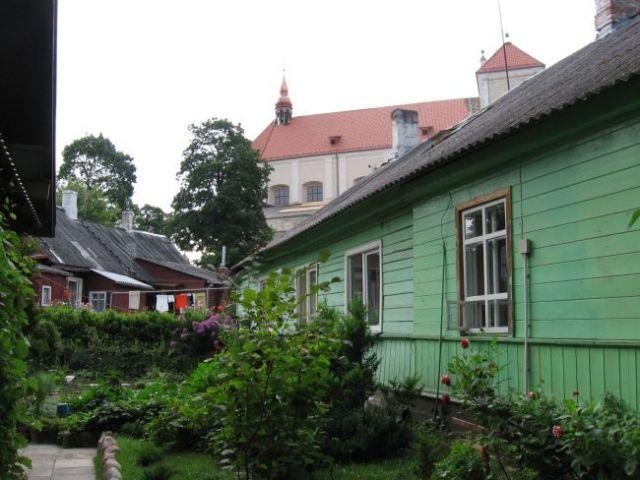 Zdjęcia: troki, osiedle karaimskie, LITWA