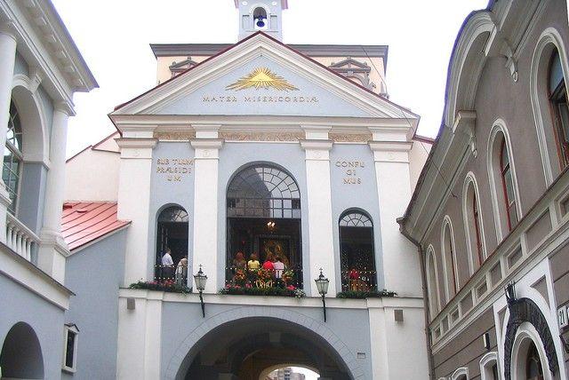 Zdjęcia: Wilno, Ostra Brama, LITWA