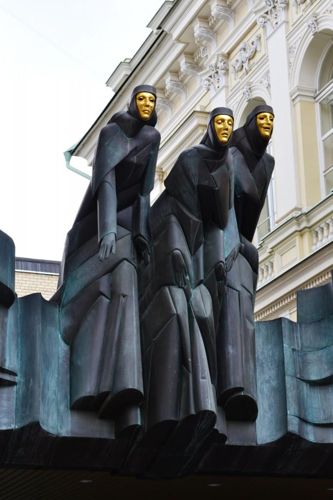 Zdjęcia: Wilno, wileński, Teatr Dramatyczny, LITWA