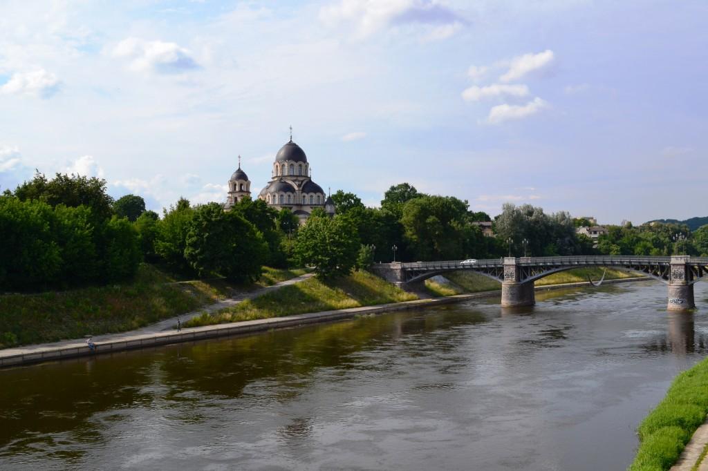 Zdjęcia: Wilno, okręg wileński, Cerkiew Znamieńska , LITWA