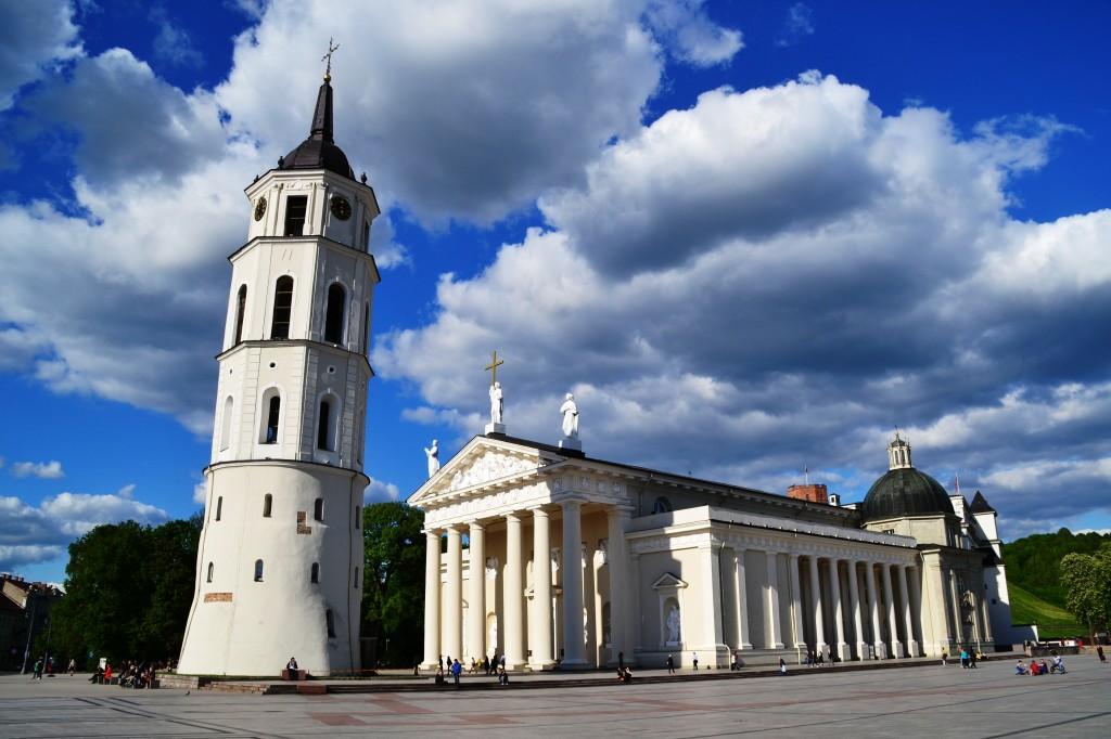 Zdjęcia: Wilno, okręg wileński, Archikatedra, LITWA
