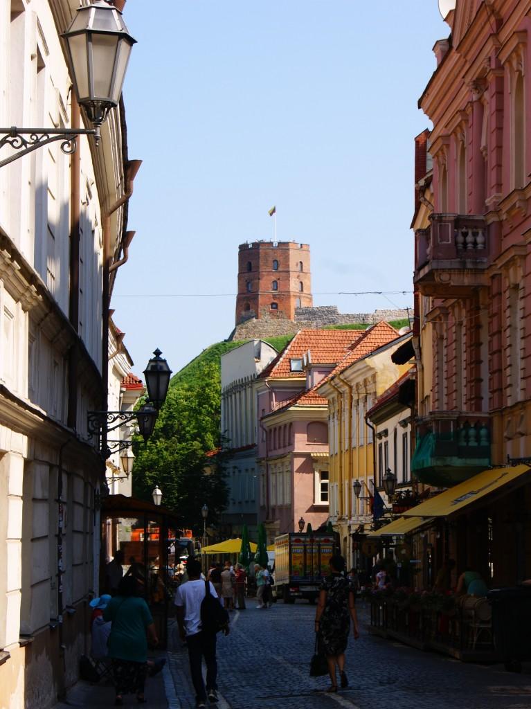 Zdjęcia: Wilno, Wilno, Wieża Giedymina, LITWA