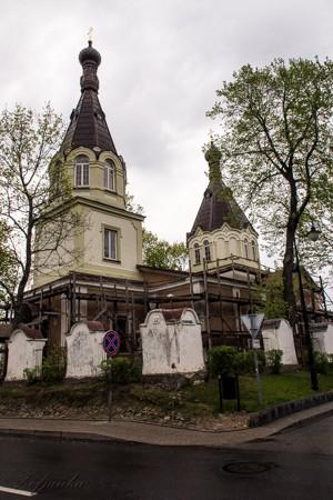 Zdjęcia: Troki, Cerkiew, LITWA