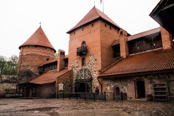 Zdjęcia: Troki, Zamek 2, LITWA