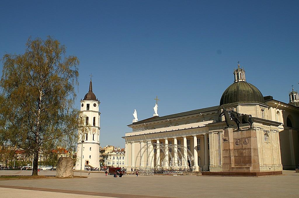Zdjęcia: Wilno, WIlno, katedra, LITWA