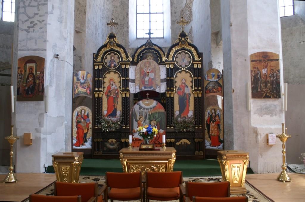 Zdjęcia: Wilno, WIlno, cerkiew św. Trójcy, LITWA