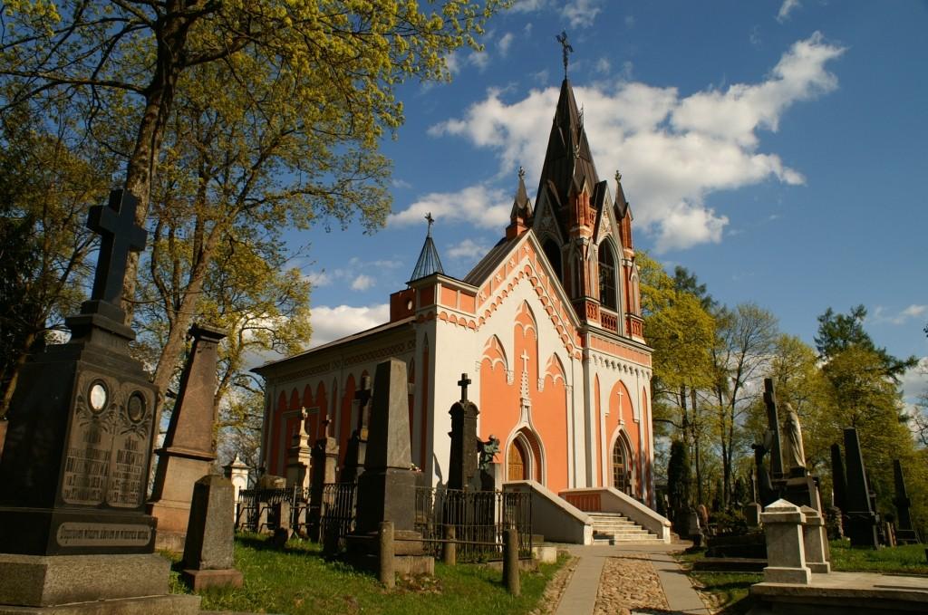 Zdjęcia: Wilno, WIlno, cmentarz na Rossie, LITWA