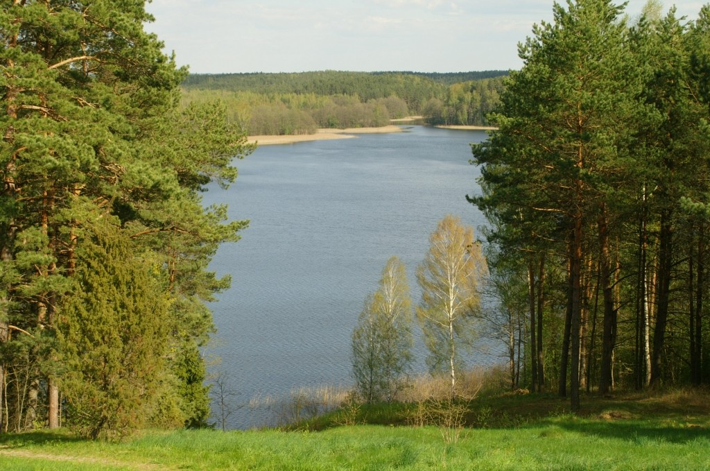 Zdjęcia: okolice Ignalina, Auksztocki Park Narodowy, pojezierze auksztockie, LITWA