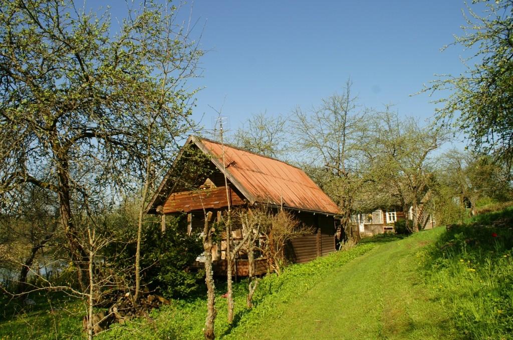Zdjęcia: Salos, Auksztocki Park Narodowy, skansen wsi litewskiej, LITWA