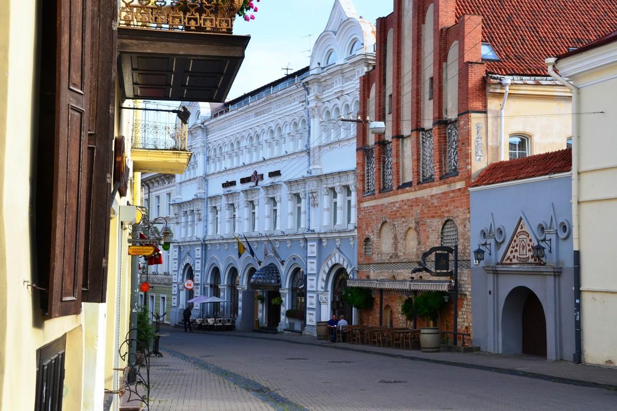 Zdjęcia: Wilno, Wileński, Na ulicach starego miasta, LITWA