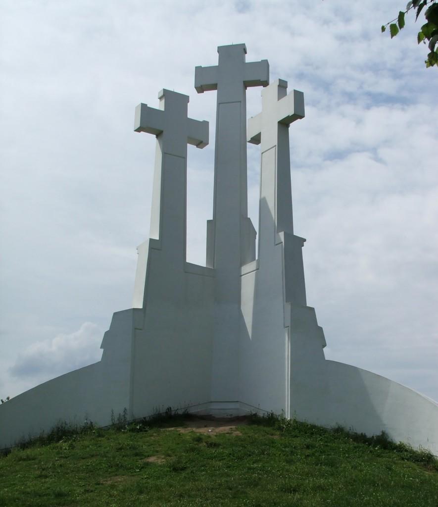 Zdjęcia: Wilno, Na Górze Trzykrzyskiej, LITWA