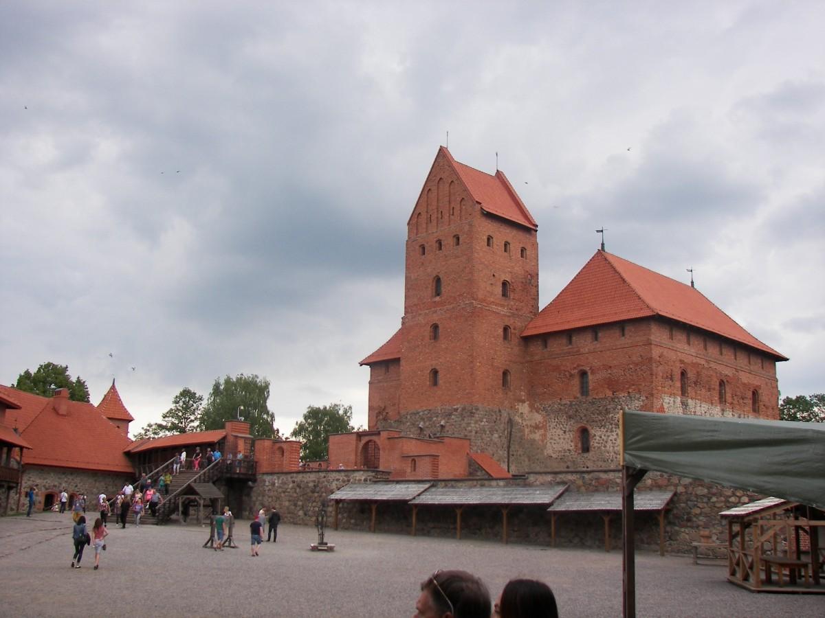 Zdjęcia: Litwa, Troki, LITWA