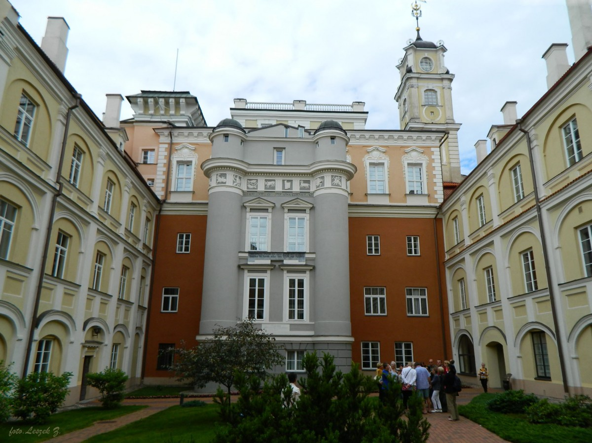 Zdjęcia: Wilno, Wilno., Wilno - Uniwersytet Wileński., LITWA
