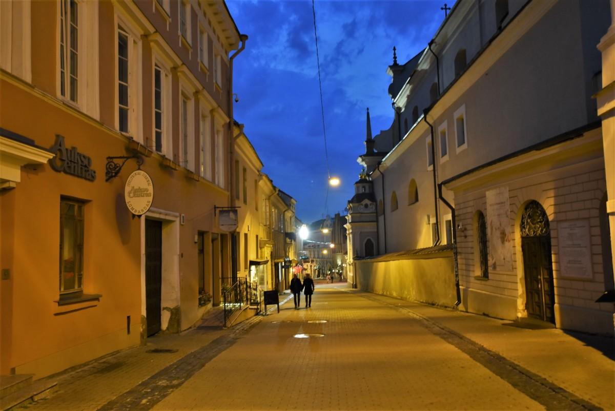 Zdjęcia: Wilno, Pojezierze Wileńskie, Wilno, zakamarki, LITWA