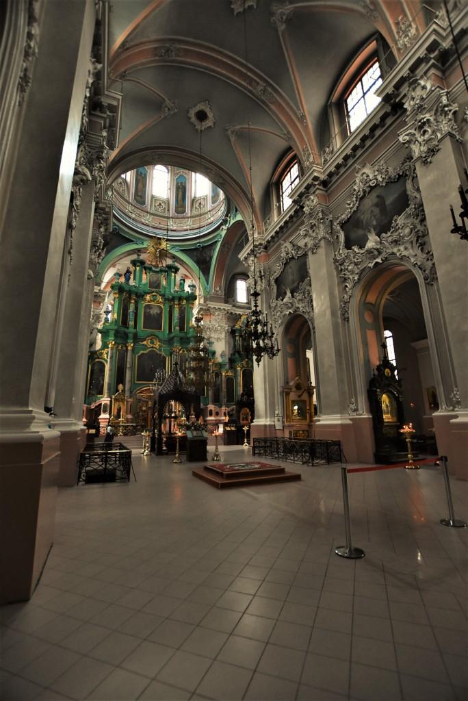 Zdjęcia: Wilno, Pojezierze Wileńskie, Wilno, Monaster Ducha Świętego, LITWA