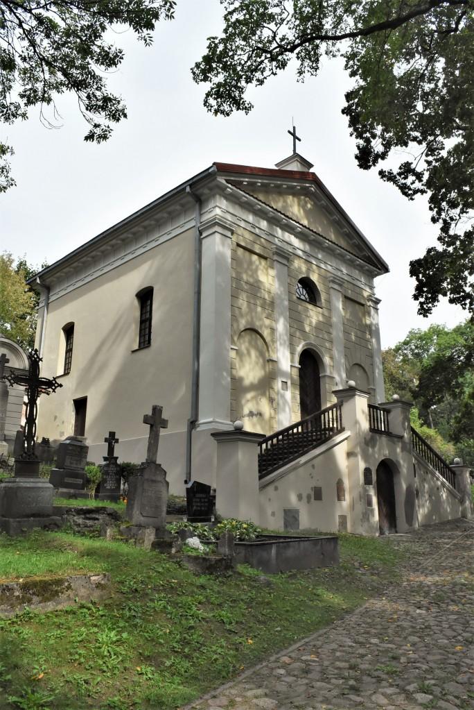 Zdjęcia: Wilno, Pojezierze Wileńskie, Wilno, cmentarz bernardyński, LITWA