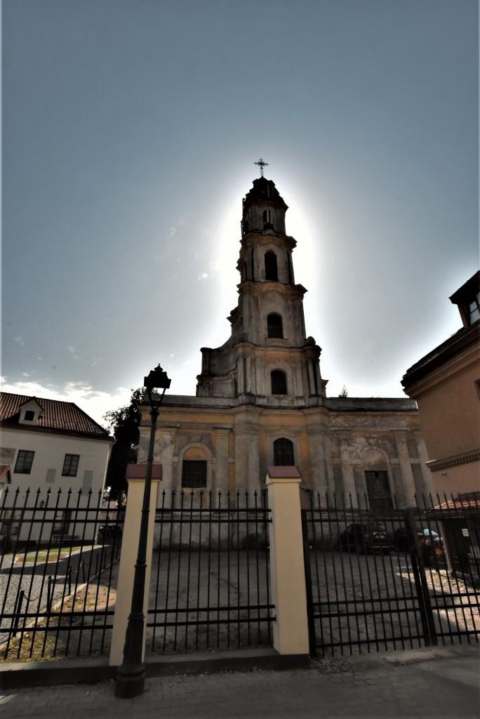 Zdjęcia: Wilno, Pojezierze Wileńskie, Wilno, Church of the Blessed Virgin Mary of Consolation, LITWA