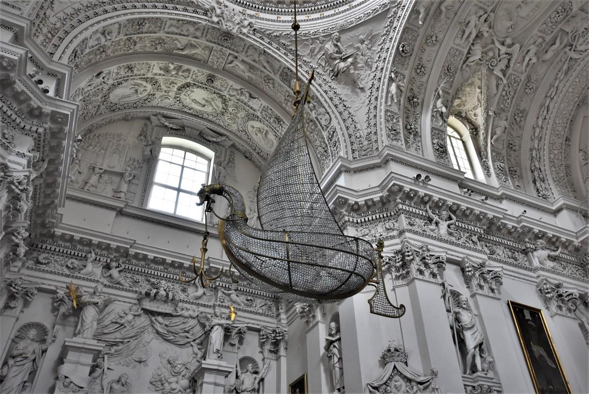 Zdjęcia: Wilno, Pojezierze Wileńskie, Wilno, kościół św. Piotra i Pawła, LITWA