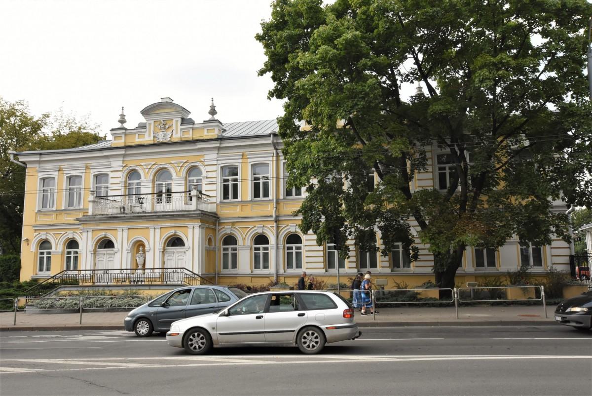Zdjęcia: Wilno, Stolica, Wilno, ambasada Wielkiej Brytanii, LITWA