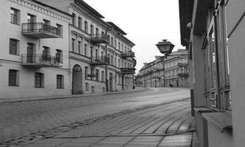 Zdjęcie LITWA / - / Wilno / Zarzecze