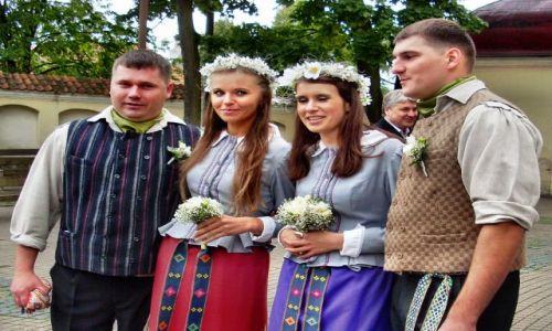 Zdjęcie LITWA / - / Wilno / Konkurs-drużbowie
