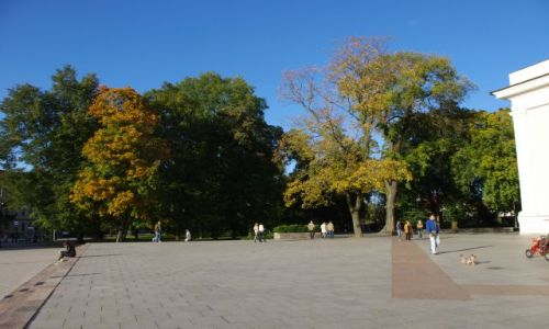Zdjęcie LITWA / wileńszczyzna / Wilno / jesień