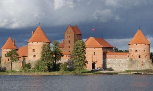 LITWA / - / Troki / Zamek w Trokach