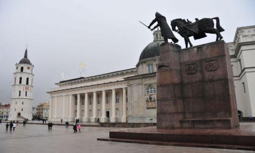 Zdjęcie LITWA / Wilno / Plac Litewski / Wilno
