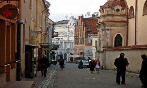 LITWA / - / Wilno / Ulica Ostrobramska