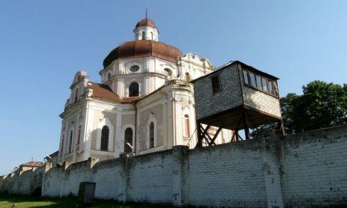 LITWA / - / Wilno / Kościół w więzieniu