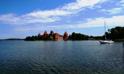 Zdjęcie LITWA / Litwa / Troki / Zamek Troki